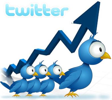 Conseguir seguidores en twitter imagen molona